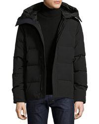 Canada Goose - Macmillan Hooded Parka Coat - Lyst
