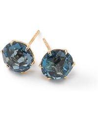 Ippolita - 18k Rock Candy Round Stud Earrings - Lyst
