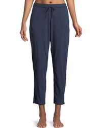 Skin - Octavia Cotton Lounge Trousers - Lyst