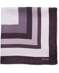 Tom Ford - Opposite Box Pocket Square - Lyst
