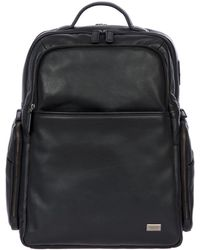 Bric's - Torino Men's Large Leather Business Backpack - Lyst