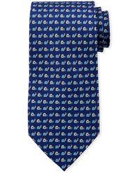 Ferragamo - Snails Silk Tie - Lyst