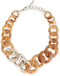 Lafayette 148 New York - Chain-link Statement Necklace - Lyst