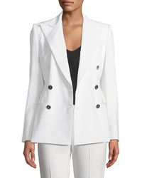 Ralph Lauren Collection - Camden Double-breasted Wool Jacket - Lyst