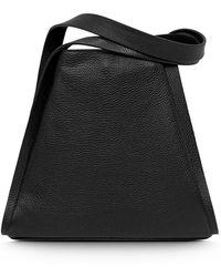 Akris - Alex Medium Seamed Bucket Tote Bag - Lyst