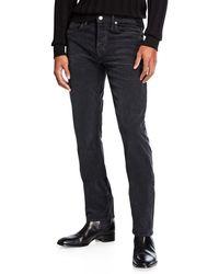 Tom Ford - Men's Slim Fit Cord Denim Jeans - Lyst