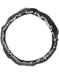 Mignonne Gavigan - Charlotte Beaded Collar Necklace - Lyst