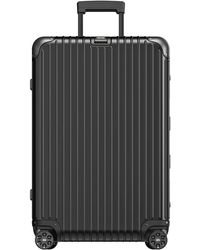 """Rimowa - Topas Stealth Electronic Tag 29"""" Multiwheel Suitcase - Lyst"""