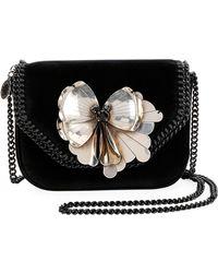 Stella McCartney - Mini Falabella Butterfly Box Shoulder Bag - Lyst