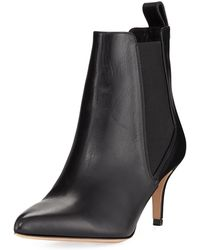 Veronica Beard - Parker Napa Point-toe Chelsea Boot - Lyst