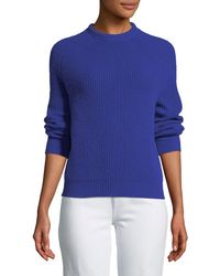 Forte Forte - English-knit Cashmere Crewneck Sweater - Lyst