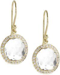 Ippolita - Mini Lollipop Diamond Earrings - Lyst