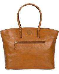 Bric's - Life Pelle Business Tote - Lyst