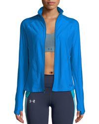 Under Armour - Vanish Full-zip Active Jacket - Lyst