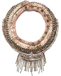 Mignonne Gavigan - Petite Layne Beaded Necklace - Lyst
