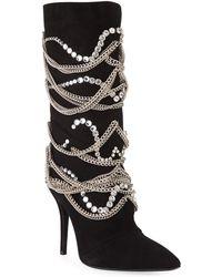 f7c794544bea4 Women's Giuseppe Zanotti Knee boots On Sale - Lyst