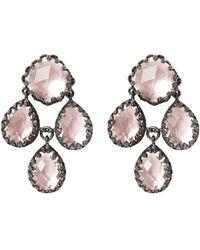 Larkspur & Hawk - Antoinette Girandole Earrings - Lyst