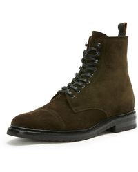Frye - Men's Officer Lace-up Boot - Lyst