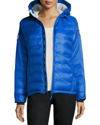 Canada Goose - Camp Hooded Packable Puffer Jacket - Lyst