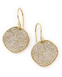 Ippolita - 18k Glamazon Stardust Earrings With Diamonds - Lyst