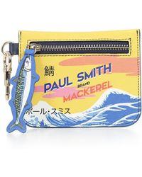 Paul Smith - P.foglio Zip Pouch - Lyst
