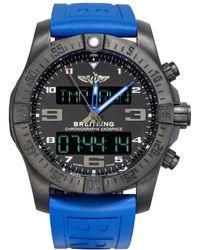 Breitling - Exospace B55 Black Titanium - Lyst
