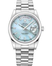 Rolex - Day-date President Platinum - Lyst