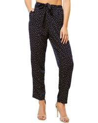 Bishop + Young | Printed Trouser Pant | Lyst
