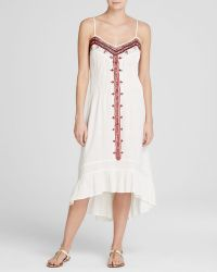 Twelfth Street Cynthia Vincent Dress - Embroidered Western - Lyst