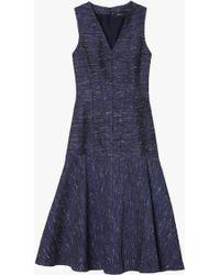 Derek Lam | Seam Detail Dress | Lyst