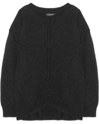 Isabel Marant Tam Oversized Knitted Sweater - Lyst