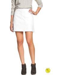 Banana Republic Factory Pocket Skirt - Lyst