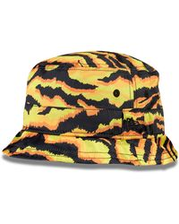 House of Holland Tiger Bucket Hat - Lyst