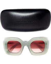 Jonathan Saunders - Green Nika Sunglasses - Lyst