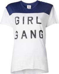 Zoe Karssen Girl Gang Top - Lyst