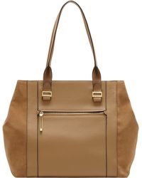 Vince Camuto Abby Tote - Lyst