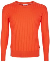 Paul by Paul Smith - Ribbed Jumper - Lyst