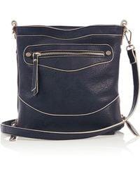 Oasis Sandy Cross Body Bag - Lyst