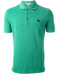 Burberry Brit Classic Polo Shirt - Lyst