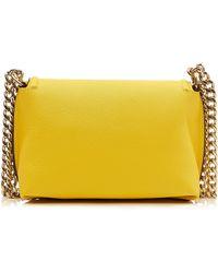 Emilio Pucci Mini Newton Leather Shoulder Bag - Lyst