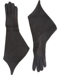 Haider Ackermann - Asymmetrical Gauntlet Glove - Lyst