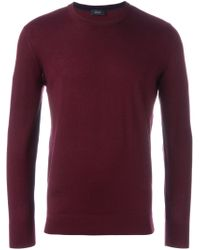 Joseph   Elbow Patch Sweater   Lyst