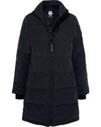 Canada Goose | Heatherton Quilted Shell Down Coat | Lyst