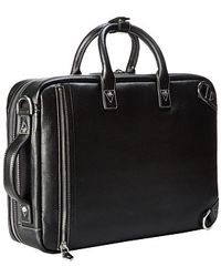 Vivienne Westwood Double Handle Briefcase - Lyst