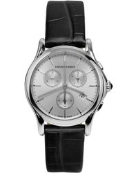 Emporio Armani Watch Swiss Made Collection - Lyst