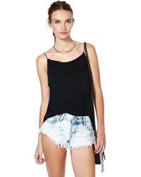 Nasty Gal Cheap Monday Kicker Tank - Lyst