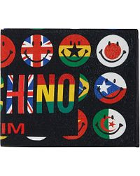 Moschino Flag Stamp Towel - For Women multicolor - Lyst