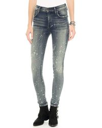 Citizens Of Humanity Rocket Skinny Jeans Starry Light - Lyst