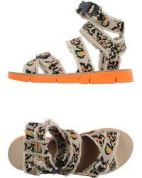 MSGM Sandals - Lyst