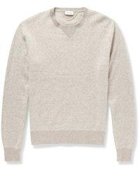 Club Monaco Cashmere Sweatshirt - Lyst